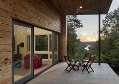 Modern Reinterpretation of the Vernacular Dogtrot Appalachia House 7