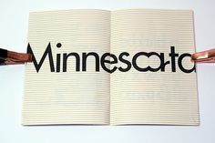 Minnesotan Ligatures booklet_6 | Flickr - Photo Sharing! #flickr #ligatures #travis #minnesotan #booklet #stearns