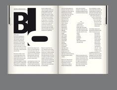 Editorial Design: Bluszcz Magazine on Behance
