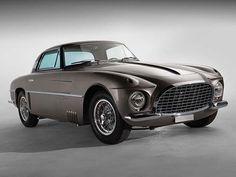 1953 Ferrari 250 Europa Coupe by Vignale #Ferrari