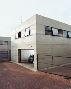 Concrete House #inspiration #design #architecture
