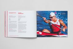 Ben Hulse #branding #guide #guidelines #athletics #style