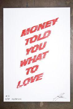 Nathan Gilson #typography