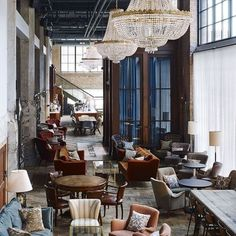 The design of Soho House #home decor #design