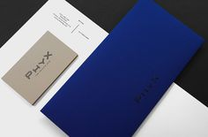 PhyX The Private Gym—Studio Much #Identity #stationery #letterhead #business card