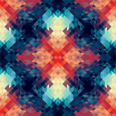 Pattern Collage   sallie harrison