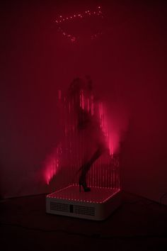 Tumblr #gallery #light #lazer #stand