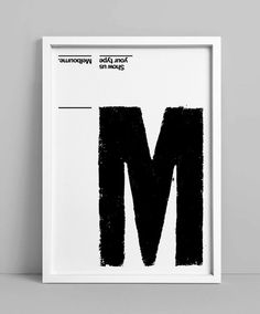 NEUE Show Us Your Type – Posters on Behance #neue #type #melbourne #show #poster #your #us