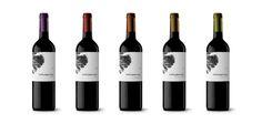 Bodegas Viñamonte // Identity & Packaging #packaging #vino #wine #tenerife #dailos #canarias