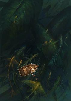 fishing by *sandara