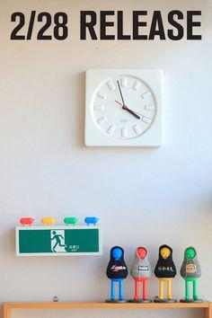 *_* #photo #design #color #clock #plastic #toy