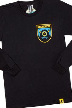 Jonny Cupcakes - T-shirt Design #photography #design #graphic #tshirts