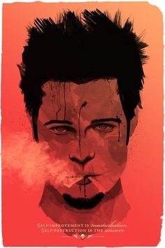 FFFFOUND! | Piccsy :: Image Bookmarking :: Bad Dudes #illustration #fight #club
