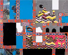 Bjorn Copeland > Artwork: Press Play #collage #copeland #bjorn