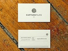 We are a graphic design studio in Minneapolis. This is our blog. | Studio MPLS #white #card #black #wood #films