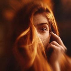 Beautiful Female Portrait Photography by Mateusz Gorniak
