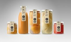 ATIPUS - Graphic Design From Barcelona, disseny gràfic, disseny web, diseño gráfico, diseño web #spain #blanch #packaging #atipus #food #glass #typograhy #barcelona