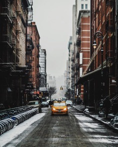Cinematic Street Photography in New York by Jason Lee
