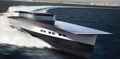Solaris Global Cruiser is the $33M solar-powered super yacht of the future #Solaris #Yacht