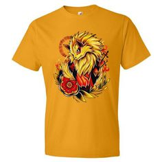 Arcanine Pokemon T-Shirt