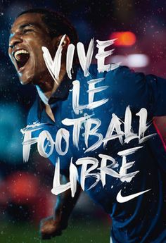 Vive le football libre by Pierre Jeanneau