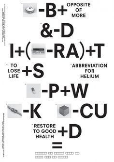 OKRM.jpg 706×1000 pixels #typographic #poster