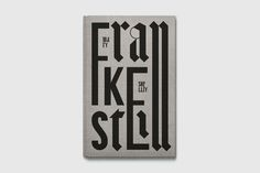 FREE REFILLS #cover #blackletter #book #sans-serif
