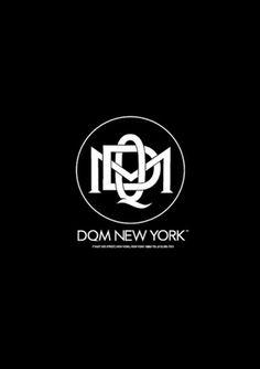 DQM | MONOGRAM | Flickr - Photo Sharing! #monogram #logo #lettering