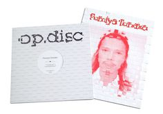"""""""op.disc / Fumiya Tanaka"""" Sleeve Design"""