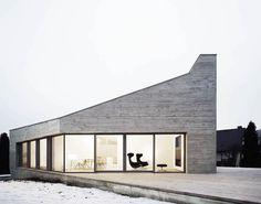 E20 Residential House by Steimle Architekten