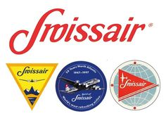WANKEN - The Blog of Shelby White » Behind the SwissAir Logo #swissair #logo #swiss airlines identity
