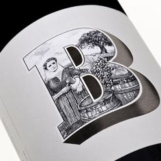 Bucamel. (Illustration by Martin Mörck) on the Behance Network #packaging #design #graphic #illustration #typography