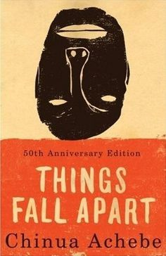 The Book Cover Archive: Things Fall Apart , design by Edel Rodriguez #design #graphic #books #covers #illustration #typography