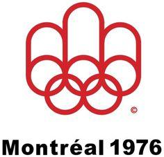 1976 Summer Olympics #logo #olympics #1976 #montreal