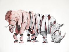 Jaume Montserrat Carvajal | PICDIT #pencil #animal #art #drawing