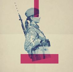 WWII on the Behance Network #digital #design #graphic #art