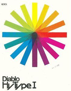 Diablo HyType | Computer History Museum #computers #brochure #1970s