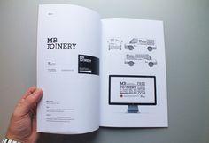 Self Promo Mailer by Gorilla Grafiks #mailer #promotion #identity #branding