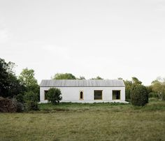 House on Gotland by ETAT ARKITEKTER. © Rasmus Norlander.