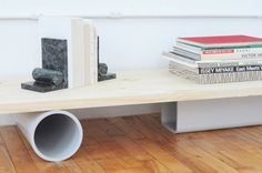 bb7 #wood #furniture #pipe