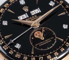 Bao Dai Watch Becomes World's Most Expensive Rolex $5.1 Million #baodai #rolex #vintagerolex #predaytona #6238 #baodai #womw #gwa5 #mostex