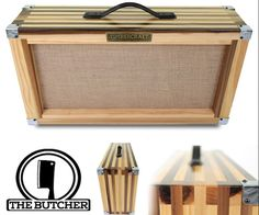 """The Butcher"" Speaker Cabinet #tech #gadget #ideas #gift #cool"
