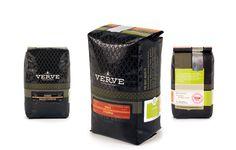 #verve #santacruz #coffee #packaging