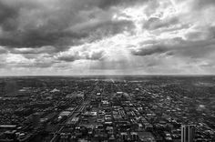 my city. #urban #clouds #chicago #cityscape #sky #randychencom #city #randy #photography #chen