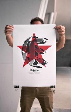 POSTERS IV on Behance #print #posters