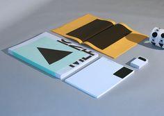 Jamie Bruski Tetsill #geometry #rossi #print #pete #square #triangle