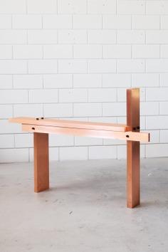 CB01 Bench by Johan Viladrich
