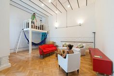 PH Recoleta Apartment by Octava Arquitectura