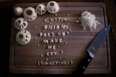 Untitled | Flickr - Photo Sharing! #onion #typography