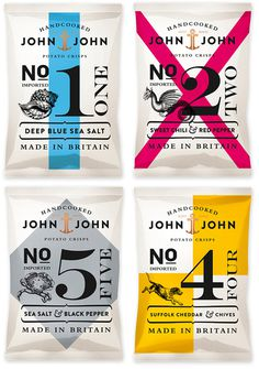 John & John Packaging #packaging #chips